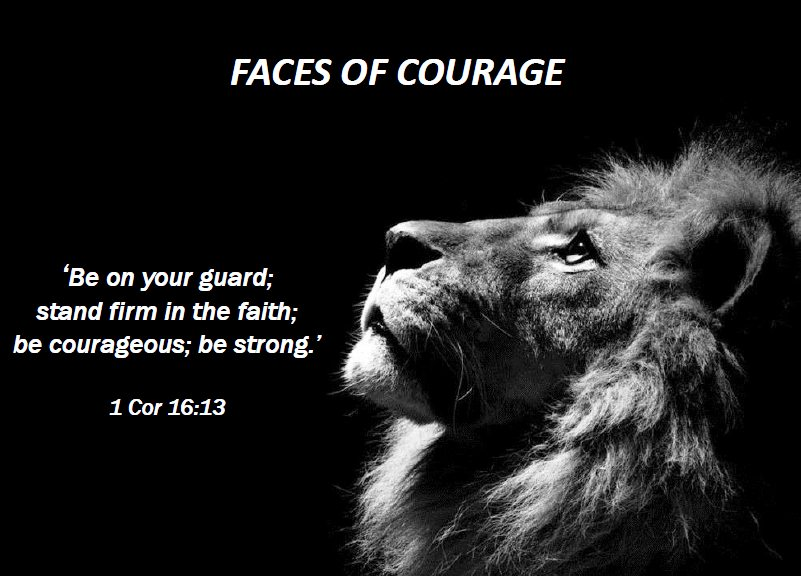 Courage 1 Tears Of A Warrior