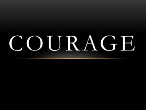 Courage 5